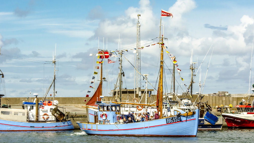 havnerundfart med hg 159